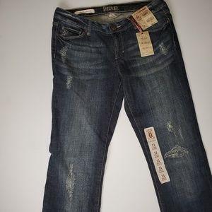 NWT Decree super skinny jeans size 11